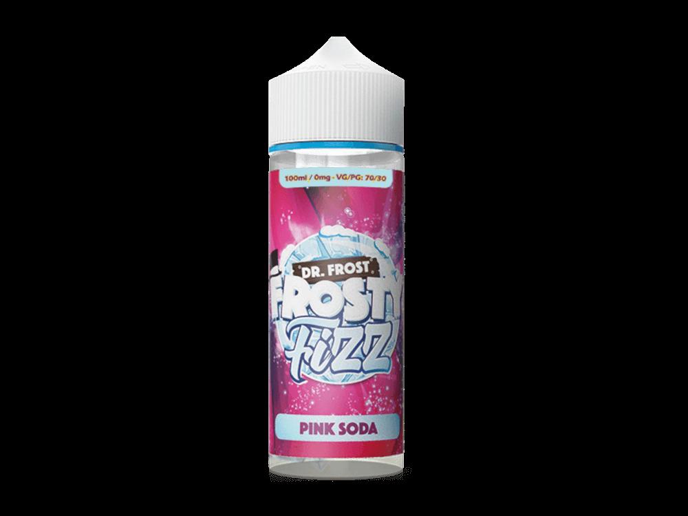 Dr. Frost - Frosty Fizz - Pink Soda Liquid
