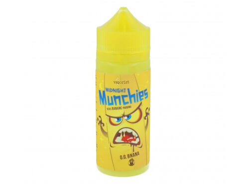Vaporist - Midnight Munchies - O.G. Bnana 100ML - 0MG