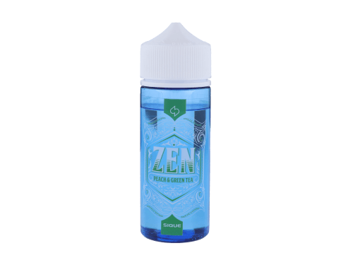 Sique Berlin - ZEN 100ml - 0mg/ml Shake and Vape Liquid