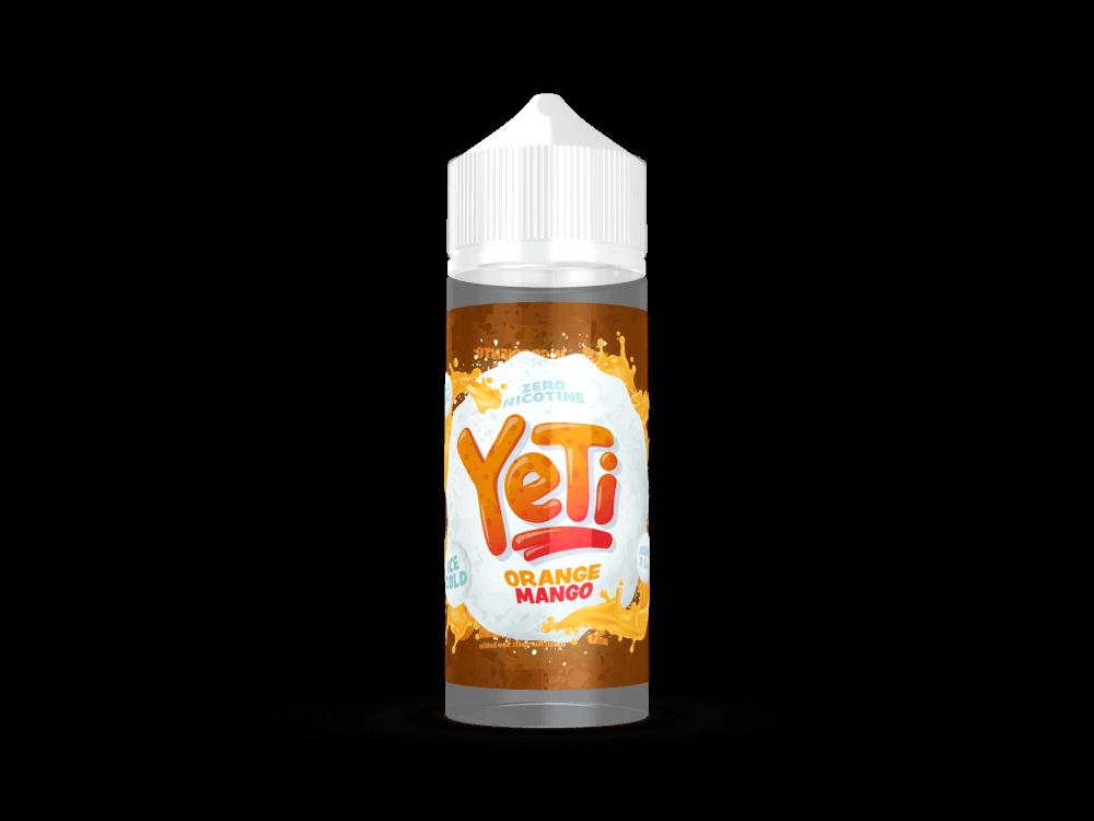 YeTi Orange Mango 0mg/ml 100ml
