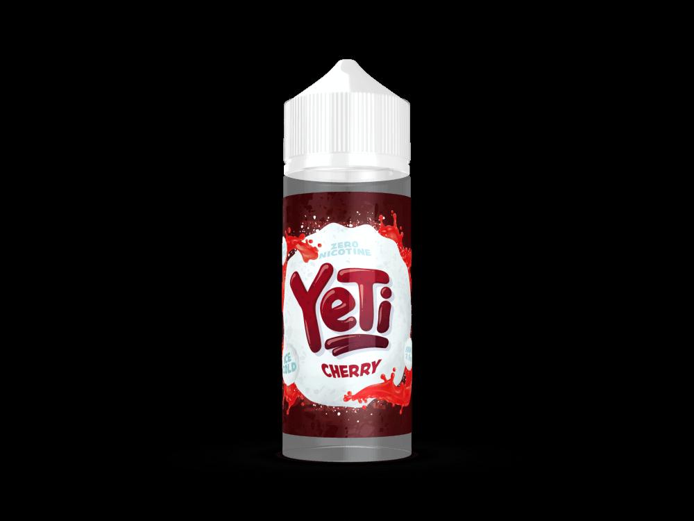 YeTi Cherry 0mg/ml 100ml