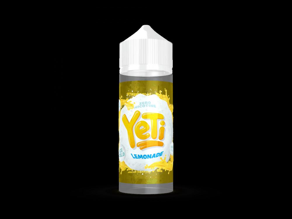 YeTi Lemonade 0mg/ml 100ml